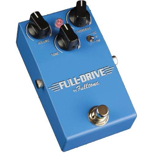 Distortion Fulltone Pedal - Fulltone Full-Drive 1 Overdrive Pedal