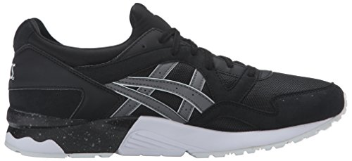 Grey Asics Lyte Gel Black V wrrOIxv5q