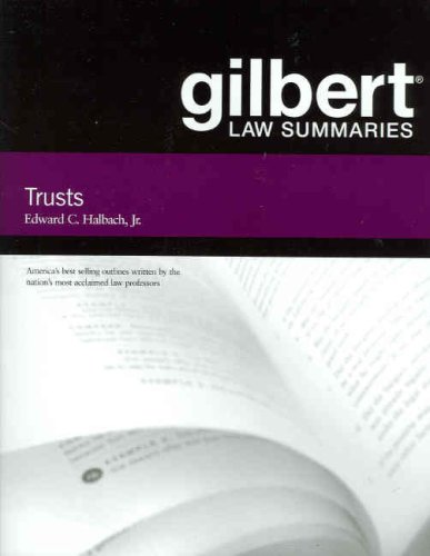 Where to find gilbert law summaries trusts?