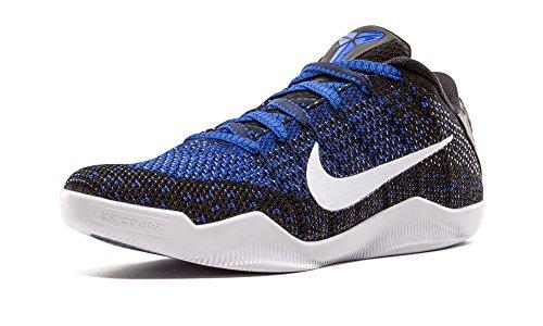 Nike Xi 41 Homme Sport negro Noir basketball Chaussures Low De Eu Elite Kobe 11OqzrT