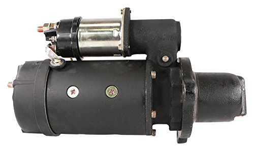 DB Electrical SDR0126 Starter For International Kenworth Truck Bus Series 93 94 95 96 97 98 99 00 01 02 03 04 05 06 07 2011847C91 Cummins IHC Engines 41MT 12 Volt 10461169 1993969
