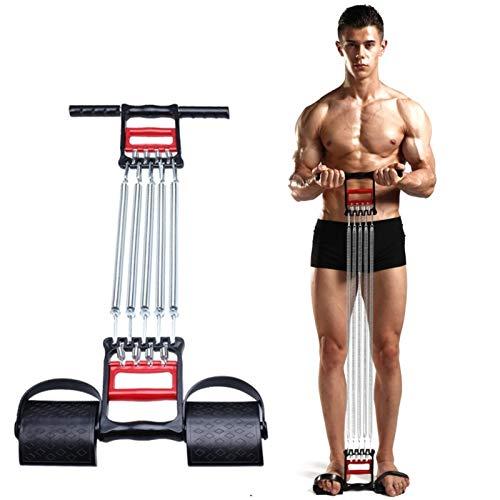 UKKO Elastic Pull Rope Spring Exerciser Borst Expander Pull-Up Arm Developer Puller Borst Expander Unisex…