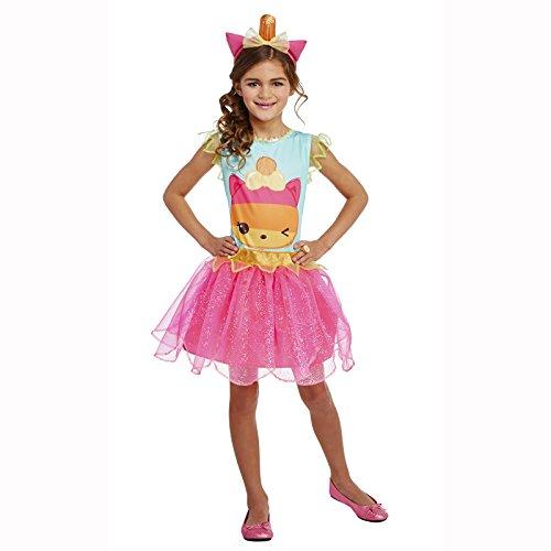 [Num Noms Tropi-Cali Pop Classic Costume, Small/4-6] (Tropics Costumes)