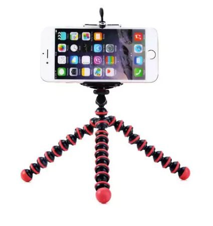 Marvelous Case Star Octopus Style Portable And Adjustable Tripod Stand Holder For  IPhone, Cellphone ,Camera
