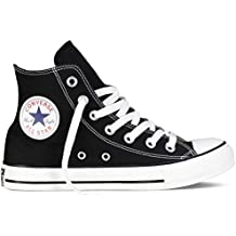 Converse Chuck Taylor All Star Classic High Top Sneakers - Black