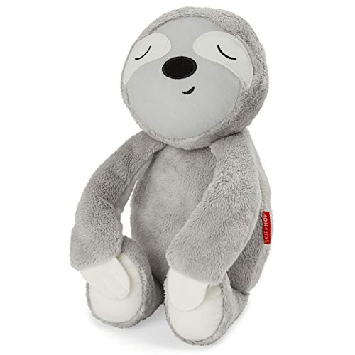 Skip Hop Cry-Activated Baby Sleep Soother & Nursery Sound Machine - Plush Sloth