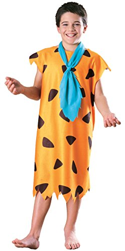 Rubie's Costume Children Fred Flintstone Costume, (Fred Halloween Costumes)