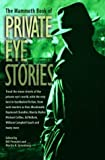 img - for The Mammoth Book of Private Eye Stories (2004-04-15) book / textbook / text book