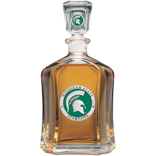 Michigan State University Decanter