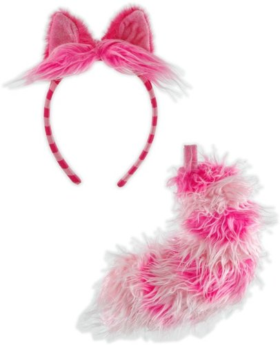 Alice in Wonderland Cheshire Cat Accessory Set (Adult) (Cheshire Cat Costume Alice In Wonderland)