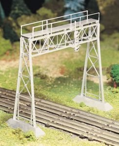 Bachmann Trains Signal Bridge - Silver -