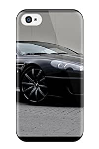 Best OPA8M0B0IWAGXPSS Iphone 4/4s Hard Back With Bumper Silicone Gel Tpu Case Cover Aston Martin Db9 33