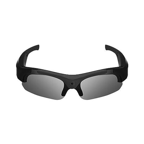 Gafas de sol elegantes de Bluetooth Grabe el auricular de ...