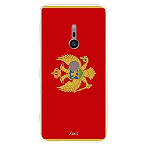 SONY XZ2 Montenegro Flag