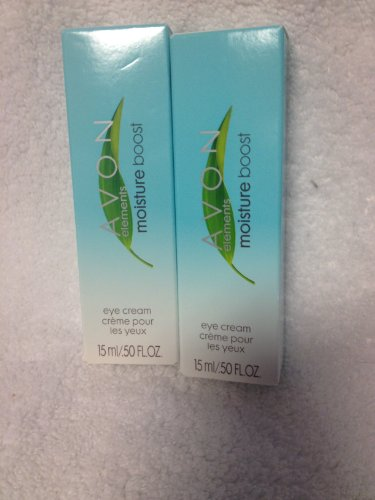 Avon Set of 2 Elements Moisture Boost Eye Cream