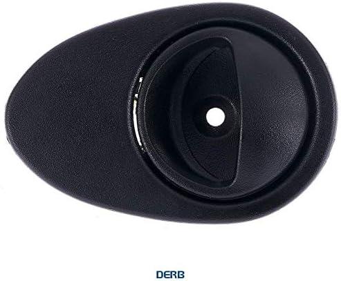 Lato Passeggero 7445612820845 Derb Maniglia Apriporta Interna Anteriore Posteriore Dx Destro Nera