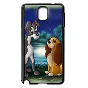 Lady and the Tramp II Scamp's Adventure Character Annette 005 Samsung Galaxy Note 3 Cell Phone Case Black gift pjz003-3891863
