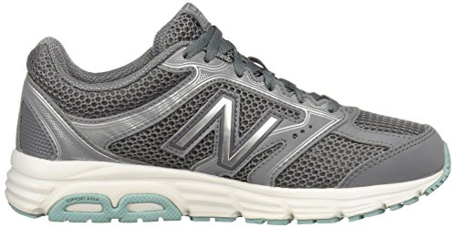 B New 7 5 Women's Gunmetal Shoe Cushioning Balance Us Running 460v2 SgaSx