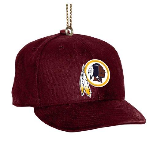 The Memory Company NFL Washington Redskins NFL Ball Cap (Nfl Ball Cap Ornament)