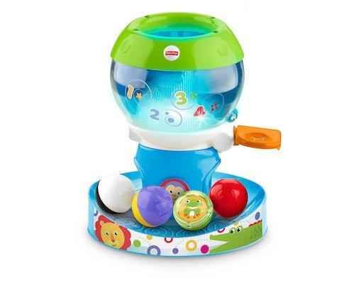 Fisher-Price Go Baby Go! Swirl 'n Tunes Gumball (Gumball Machine Toys)