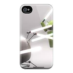 KellyLast Iphone 6plus Protector Hard Phone Cases Allow Personal Design Stylish Star Wars Series [qgB7181dxNN]