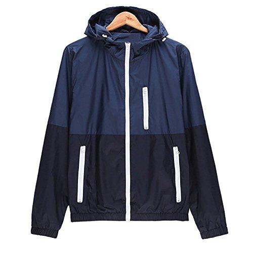 Zip Front Wind Jacket - 8