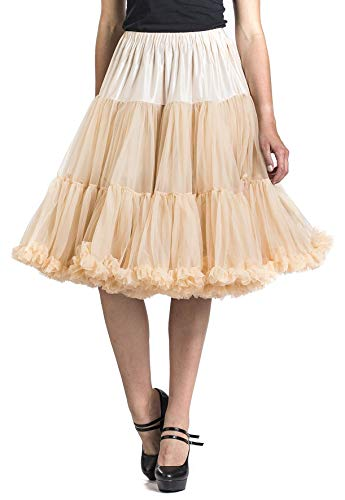 Menthe Champagne Jupe Petticoat Lifeforms Banned 7wq6txI