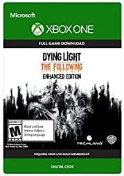 Microsoft Dying Light: The Following Enhanced Edition Xbox One ...