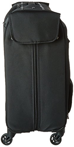 Delsey Luggage Chatillon Spinner Trolley Garment Bag, Black by DELSEY Paris (Image #2)