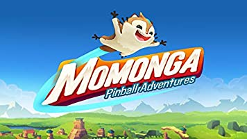 Momonga Pinball Adventures - Nintendo Switch [Digital Code]