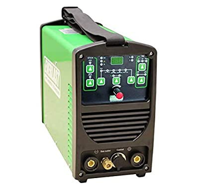EVERLAST POWERARC 141STL 140amp DIGITAL STICK WELDER IGBT Dual Voltage …