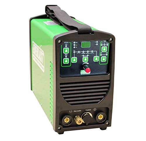 EVERLAST POWERARC 141STL 140amp DIGITAL STICK WELDER IGBT Dual Voltage ...