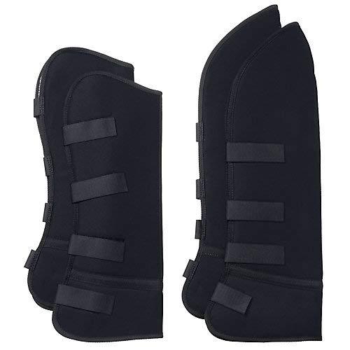 Tough1 Shipping Boots Black