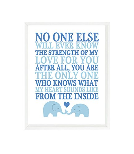 Amazoncom No One Else Will Ever Know The Strength Of My Love Quote