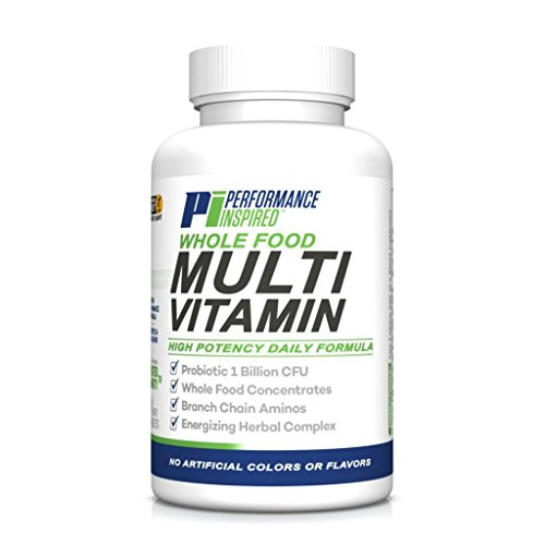 Performance Inspired Nutrition Whole Food Multi Vitamin, 90 Count