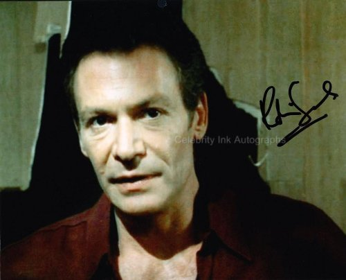 ROBIN SACHS as Ethan Rayne - Buffy The Vampire Slayer Genuine Autograph from Celebrity Ink