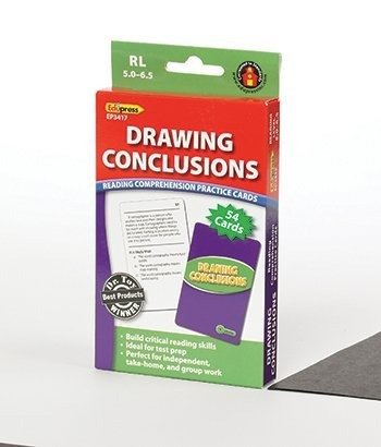* DRAWING CONCLUSIONS CARDS READING