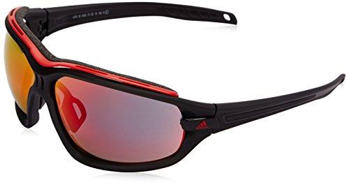 adidas Evil Eye Evo Pro L Rectangular Sunglasses, Black - Evil Adidas Eye Lenses Pro