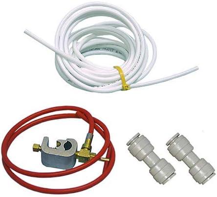 Kit de conexión de filtro de agua para frigorífico americano con ...