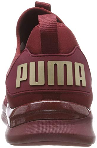 02 Flash Laufschuhe Gold WN's Rot Damen Ignite metallic Pomegranate Varsity Puma RCqETvZwS