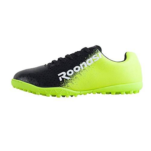 ROONASN Kids' Outdoor/Indoor Soccer Shoes Football for sale  Delivered anywhere in USA