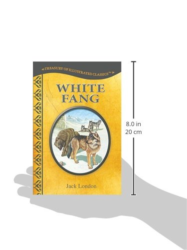 White-Fang-Treasury-of-Illustrated-Classics-Storybook-Collection