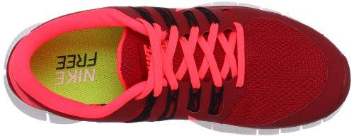 Nike Mens Donna Viale Scarpa Da Corsa Palestra Rosso / Nero / Atomico Rosso