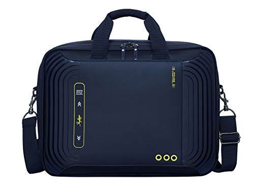 Skybags Techno DG Navy Office Bag