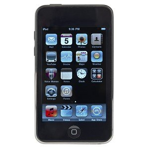 Apple iPod touch 2nd Generation 8GB Wi-Fi Digital Music/Video Player w/3.5