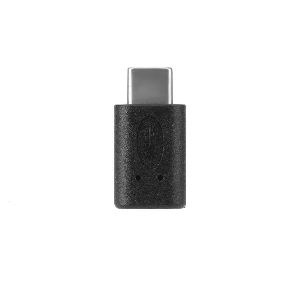 Adaptador Tipo C Macho a Hembra USB 3.1 Tipo C a USB-C convertidor Conector B Up or Down Type /ángulo Recto de 90 Grados