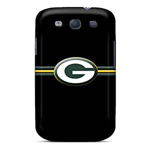 Excellent Galaxy S3 Case Tpu Cover Back Skin Protector Green Bay Packers