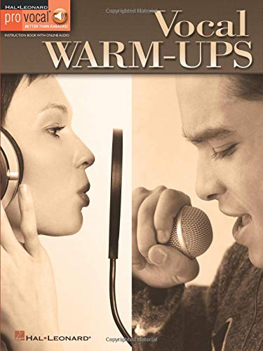 (Vocal Warm-Ups (Pro Vocal) )
