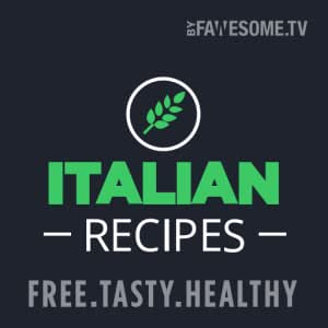 Italian Recipes by fawesome tv