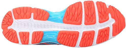 cumulus Asicsgel Cumulus Femme Coral Aquarium Homme Gel blue 18 flash Jewel dUFRqxUg